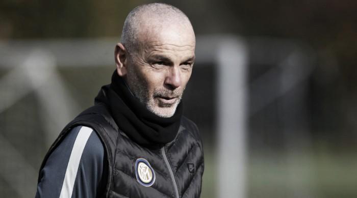 """Inter - Pioli: """"Icardi sarà capocannoniere. Per la Champions dovremo superarci"""""""