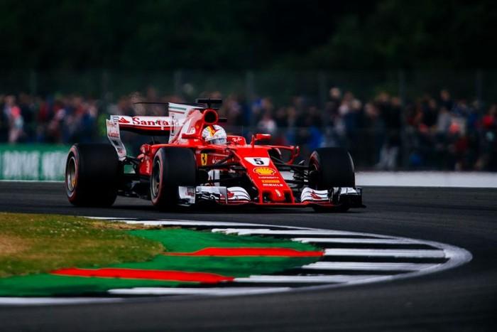 """F1, Gp di Gran Bretagna - Vettel: """"Domani attaccheremo Hamilton..."""""""