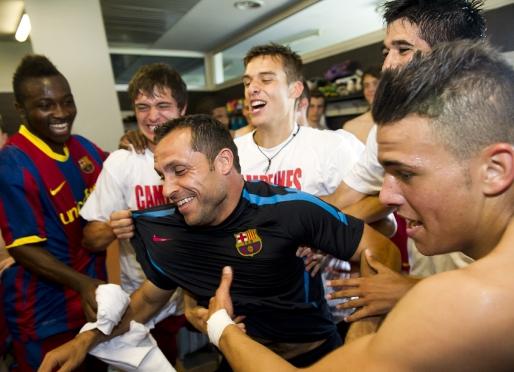 Sergi Barjuán vuelve a casa como entrenador rival