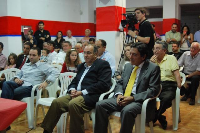 Manuel Martín Pérez vuelve a salir elegido como presidente de la Federación de Peñas