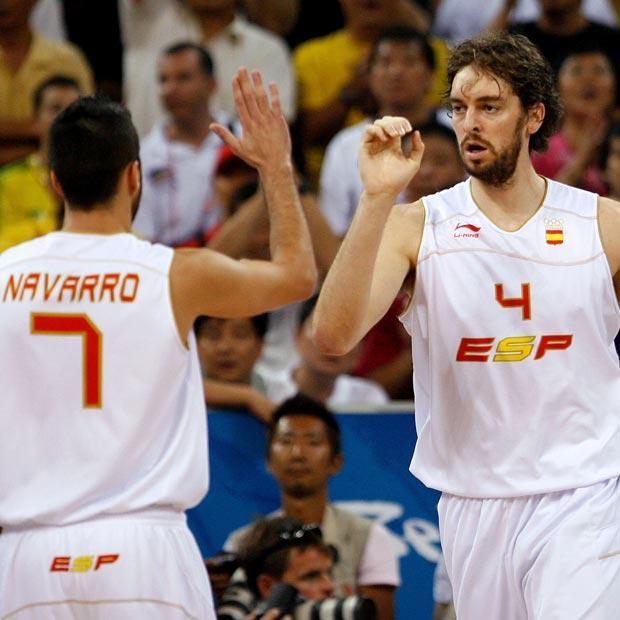España ya conoce sus rivales de los Juegos Olímpicos de Londres
