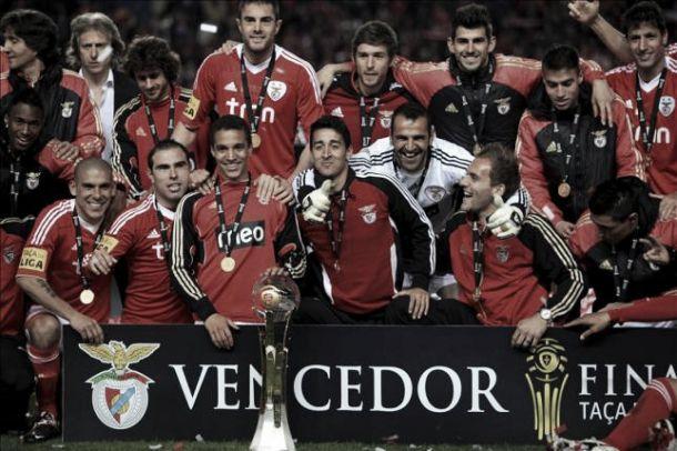 Maxi Pereira campeón de la Copa de Portugal