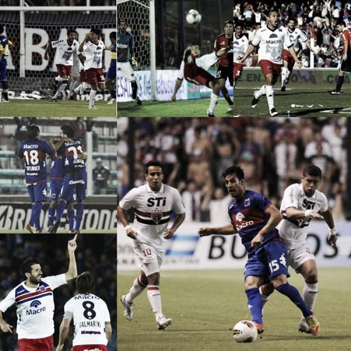 El histórico 2012