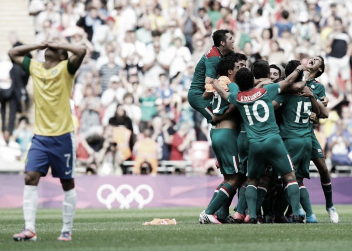 Mexico National Team: Mexico has tough road to the Gold
