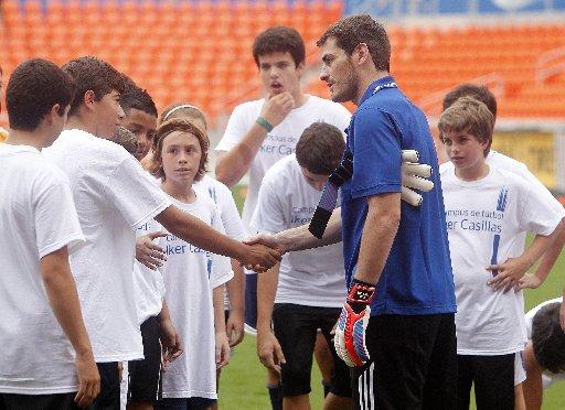 """Casillas: """"Aspiramos a todo"""""""