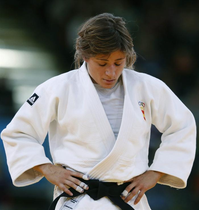 Conchi Bellorín cae en sus primeros Juegos Olímpicos
