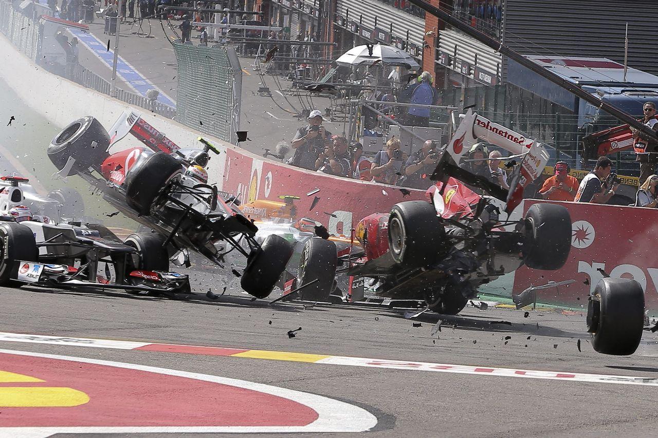 Alonso ya ha cumplido su cupo de abandonos
