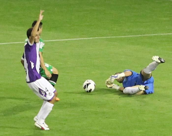Real Valladolid 0 - 1 Real Betis Balompié: Puntuaciones del Real Valladolid, Jornada 4