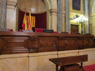 Debate de Política General en el Parlament de Catalunya. Así lo vivimos