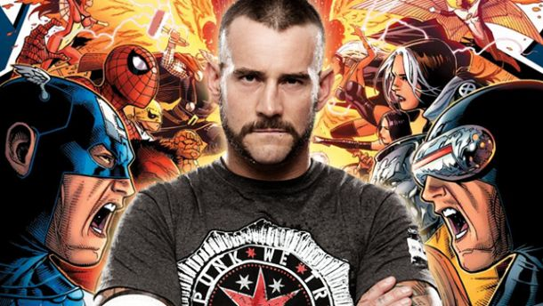 WWE Superstars and their Comic Book Counterparts