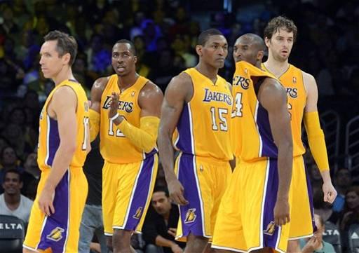 ¿Qué les falta a los Lakers?