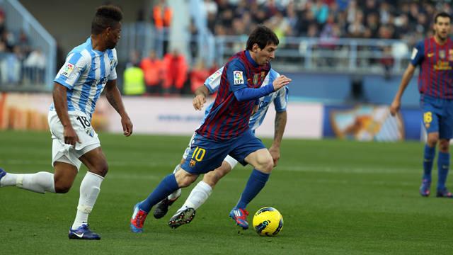 Un grand Messi donne la victoire aux blaugranas (1-4)