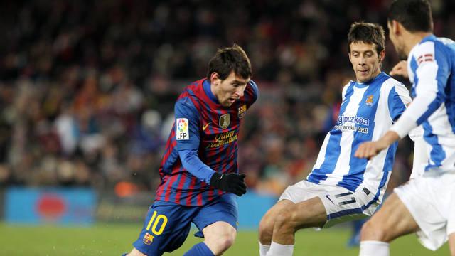 El Barcelona se apunta la primera mano del campeonato. Así lo vivimos