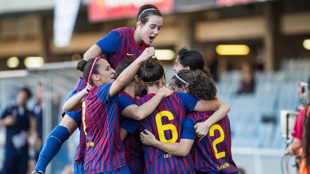 FC Barcelona se proclama vencedor de la Primera división femenina