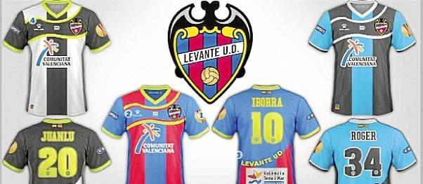 Kelme patrocinará al Levante las próximas tres temporadas