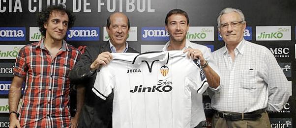 El Valencia presenta la campaña de abonados 2012/13