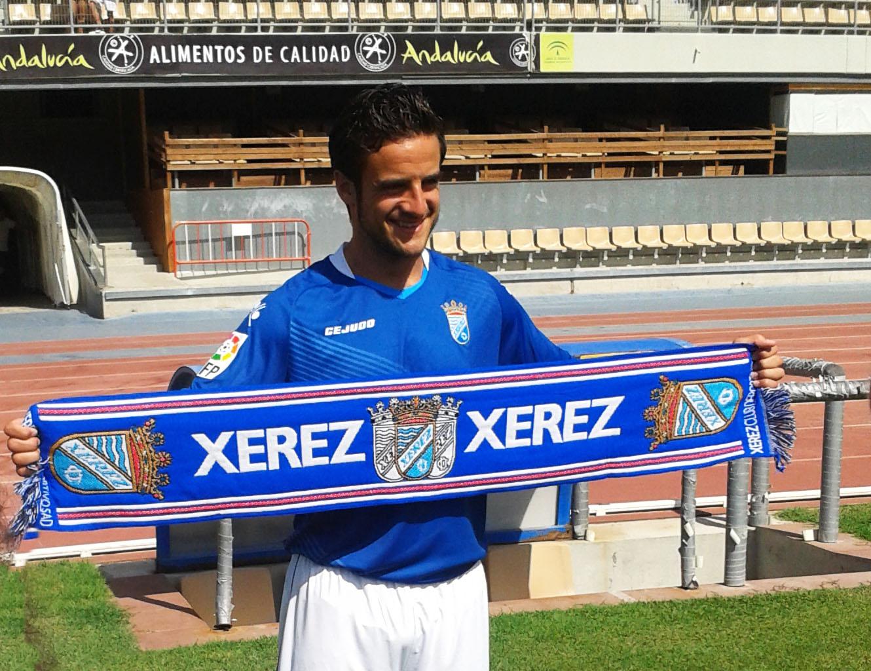 """Manuel Ruz: """"Espero poder aportar muchas cosas al equipo"""""""