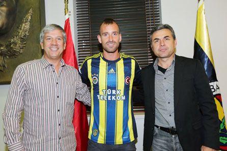 Meireles deja el Chelsea por el Fenerbahçe