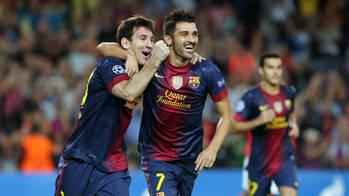 Le Barça s'impose dans la douleur