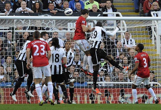 Manchester United, tre schiaffi al Newcastle