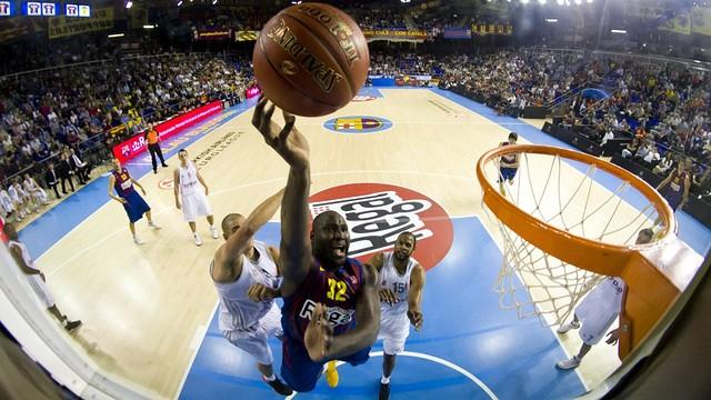 Debut con victoria del Regal Barcelona en la Euroliga frente al Brose Baskets Bamberg (72-60)