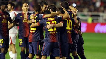 Rayo Vallecano 0 - Barcelona 5: el resultado de la temeridad de Paco Jémez