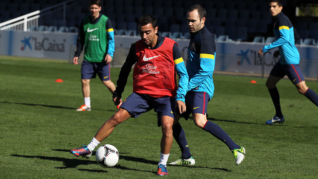 Valdés, Messi, Pedro, Alba y Xavi no viajarán a Vitoria