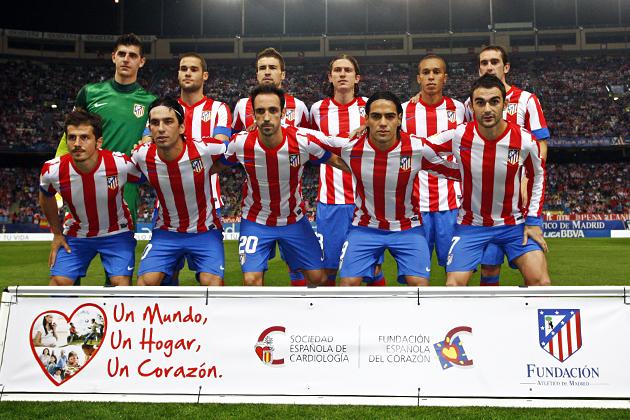 El Atlético de Madrid jugará contra el Real Jaén en la Copa del Rey