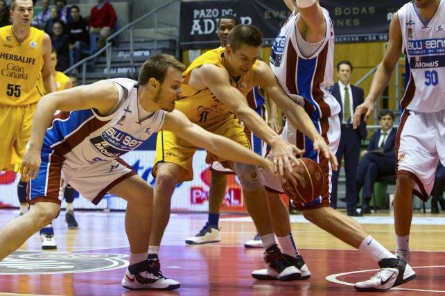 Herbalife Gran Canaria - Valencia Basket: la segunda plaza en juego
