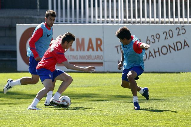 Antonio López y Diego avanzan en su recuperación