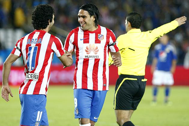 El Atlético renueva el patrocinio con la compañía Huawei