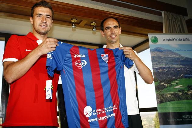 El Atlético afronta su primer test ante el Gimnástica Segoviana