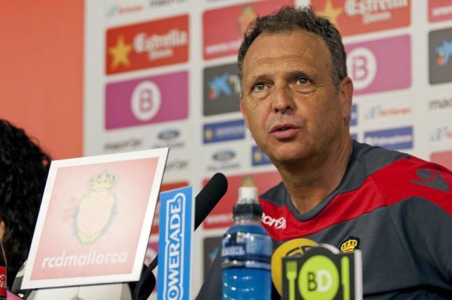 """Joaquín Caparrós: """"El equipo se merece los tres puntos"""""""