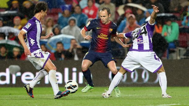 Real Valladolid - FC Barcelona: sin margen de error