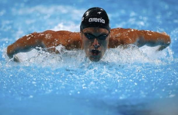 Barcellona 2013: eliminati Marin e Turrini, 4x100 mista maschile in finale