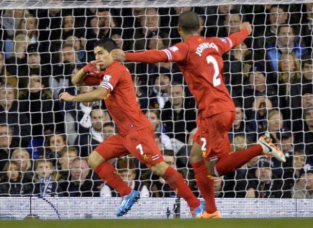 Live Tottenham - Liverpool in Premier League