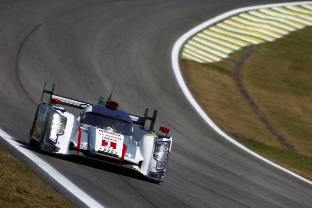 WEC – 6h de Sao Paulo : l'Audi n°1 en pole