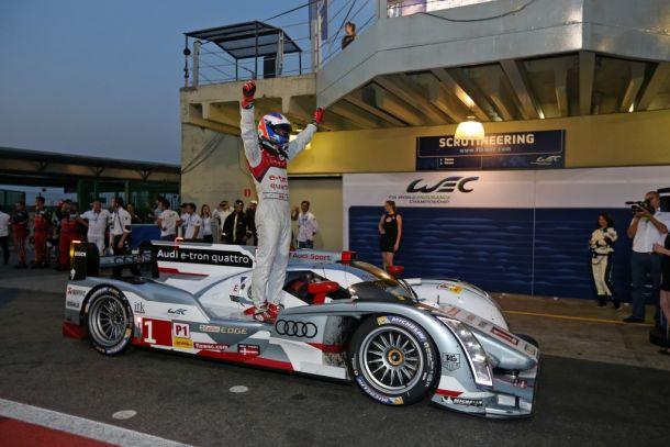 WEC – 6h de Sao Paulo : victoire de l'Audi n°1
