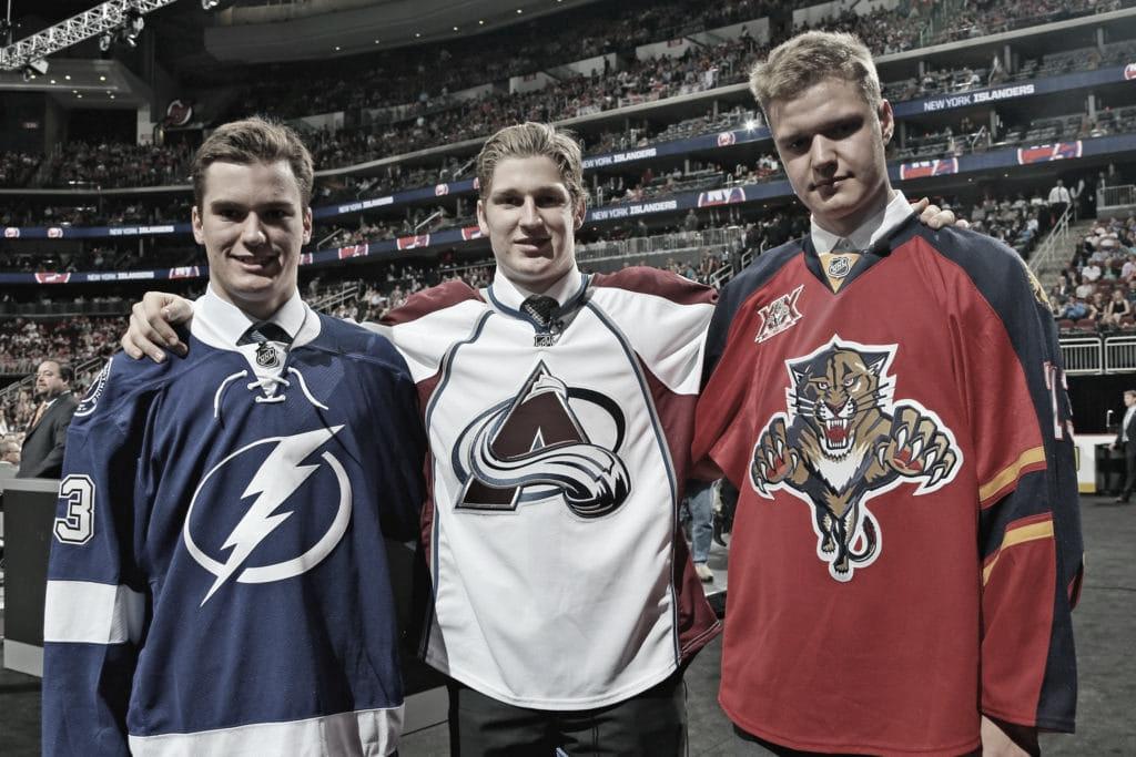 Análisis al 2013 NHL Draft