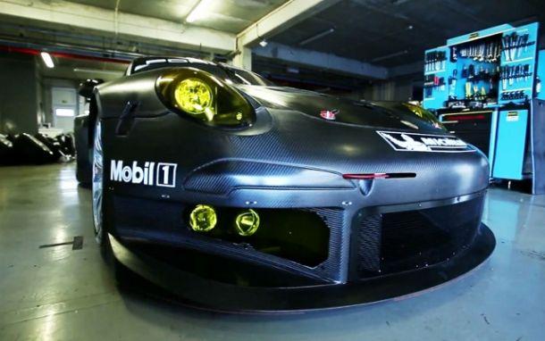 Porsche define pilotos para o United SportCar Championship
