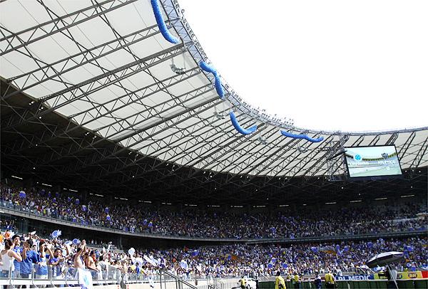 Cruzeiro faz promoção de ingressos no clássico para sócios