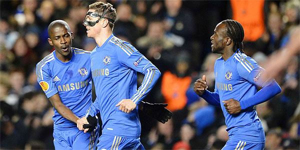 Com dois gols de Torres, Chelsea vence Rubin Kazan e abre vantagem