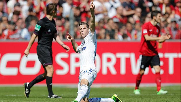 J34: Schalke en Ligue des champions, Düsseldorf relégué, Augsburg sauvé, le Bayern et Dortmund en route pour Wembley