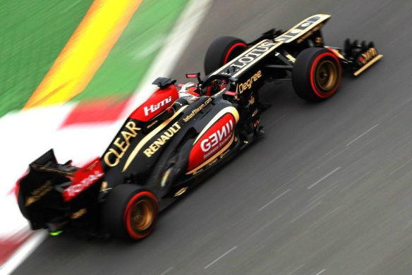 Genji Capital cède des parts de Lotus F1 Team