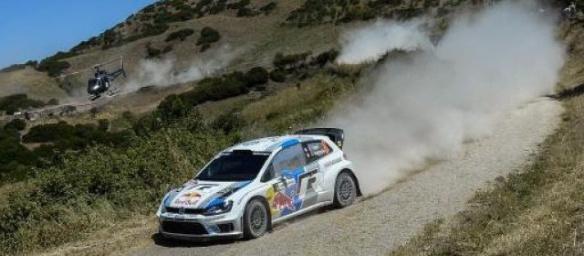 WRC - Sardaigne Etape 2 : La Bella Vita d'Ogier