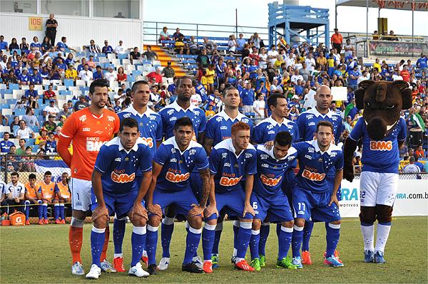Cruzeiro goleia em primeiro amistoso nos Estados Unidos