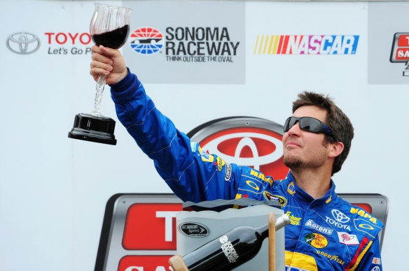 NASCAR - Sonoma : Truex Jr. enfin !