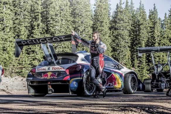 Pikes Peak - Qualifs : Loeb au-dessus du lot