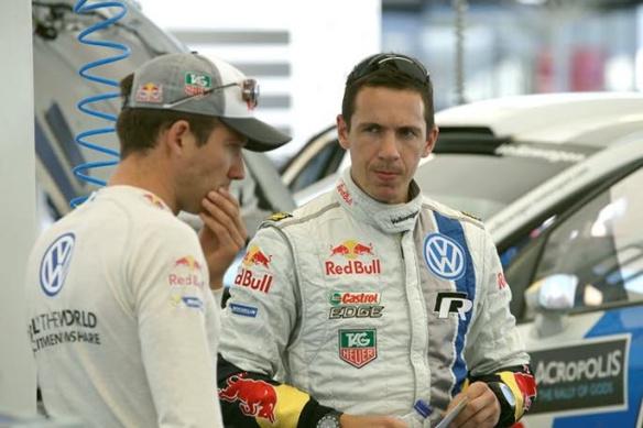 WRC - Ingrassia blessé