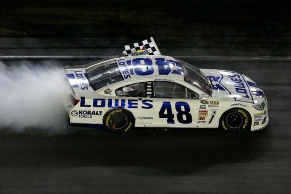 NASCAR - Daytona : Johnson roi de Floride